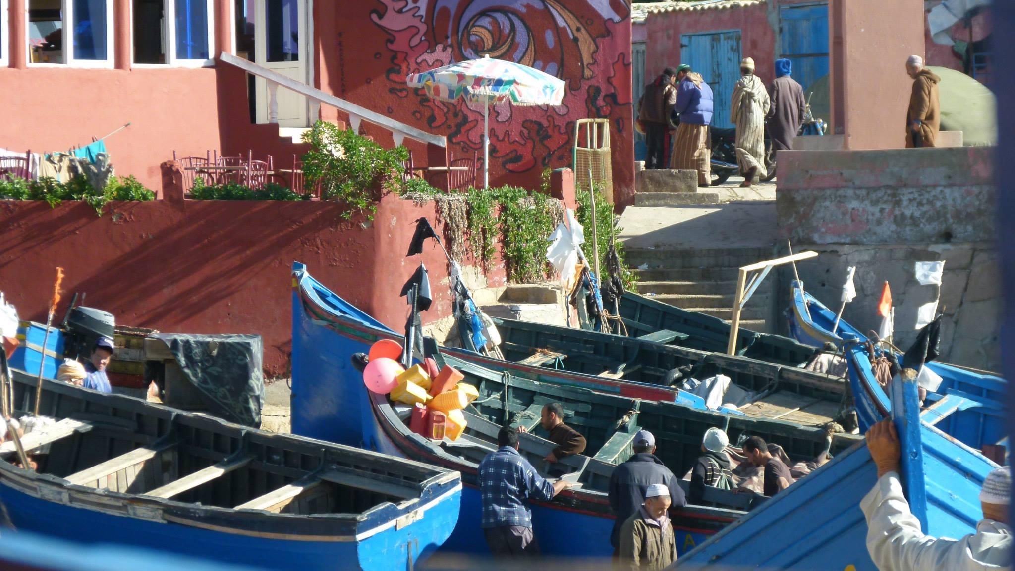 pêcheur imsouane maroc