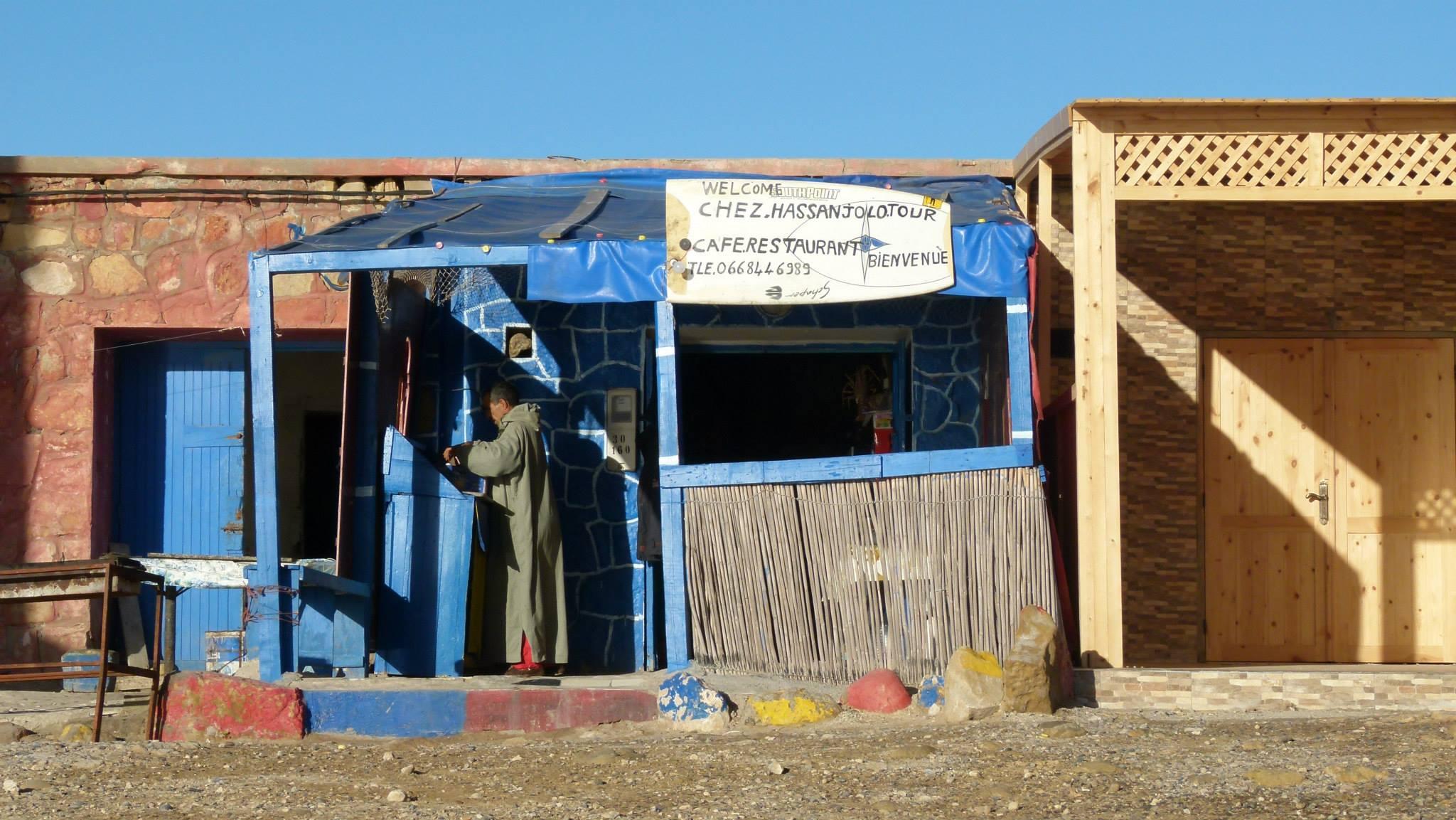 café chez hassan maroc imsouane