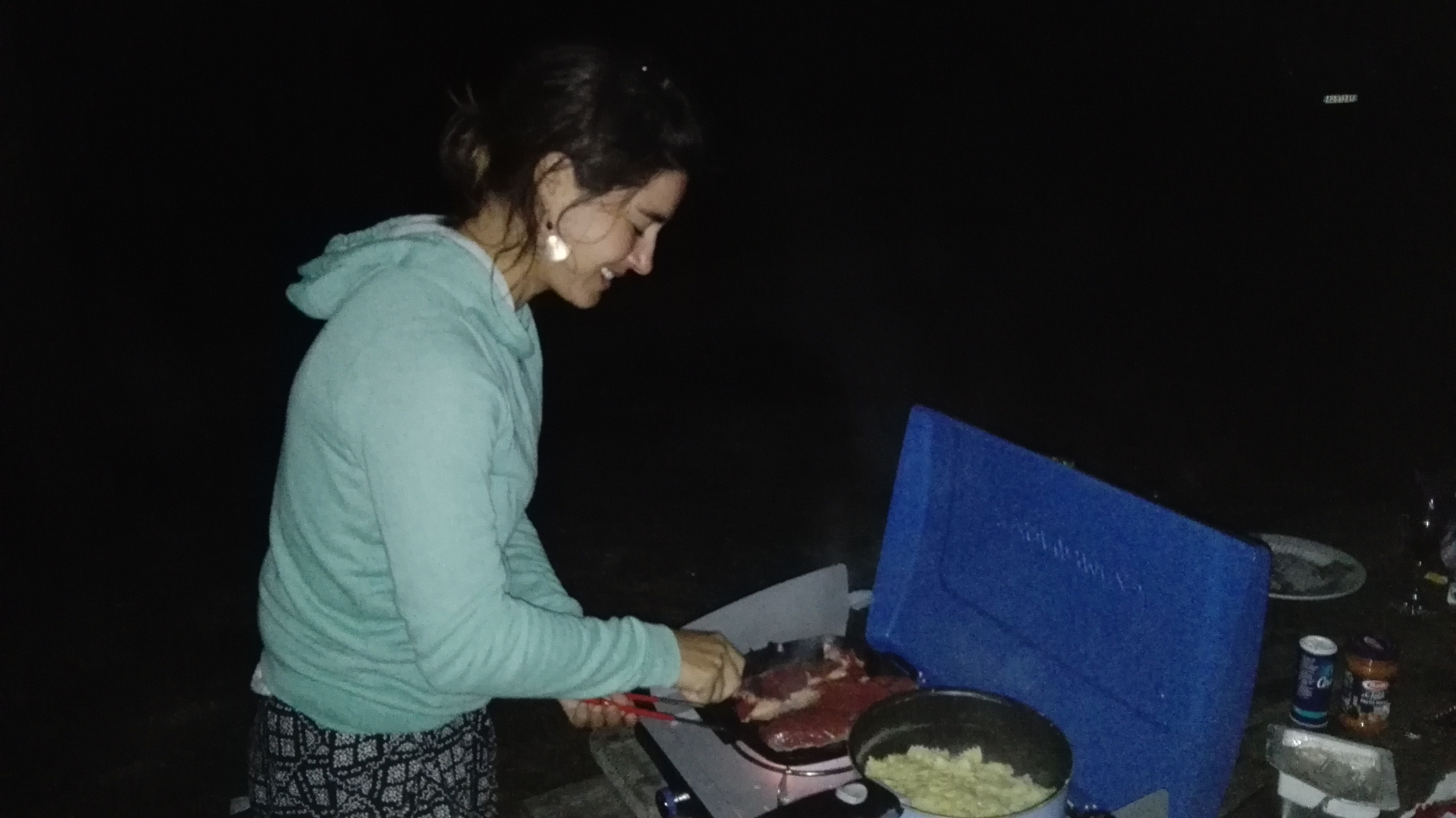 camping van camping gaz entrecôte