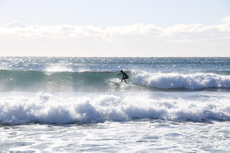 surf session du vendredi 13 janvier côte bleue