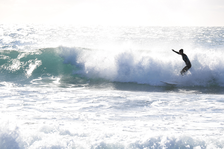 surf session côte bleue vendredi 13 janvier
