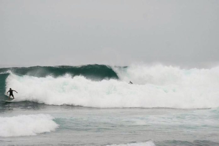 northshore, Fuerteventura, conditions extrêmes, vidéo Fuertevntura, surfeuse, surfaddict