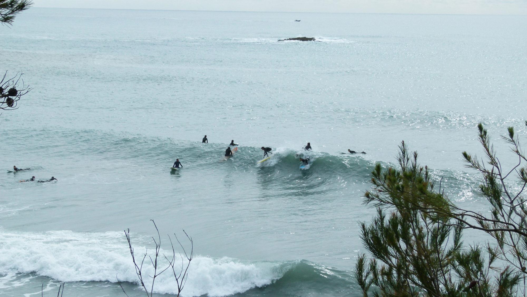 session cool, take-off, houle résiduelle, spot, surf, surfeur, surfeuse.fr, vague, côte bleue, surfeuse
