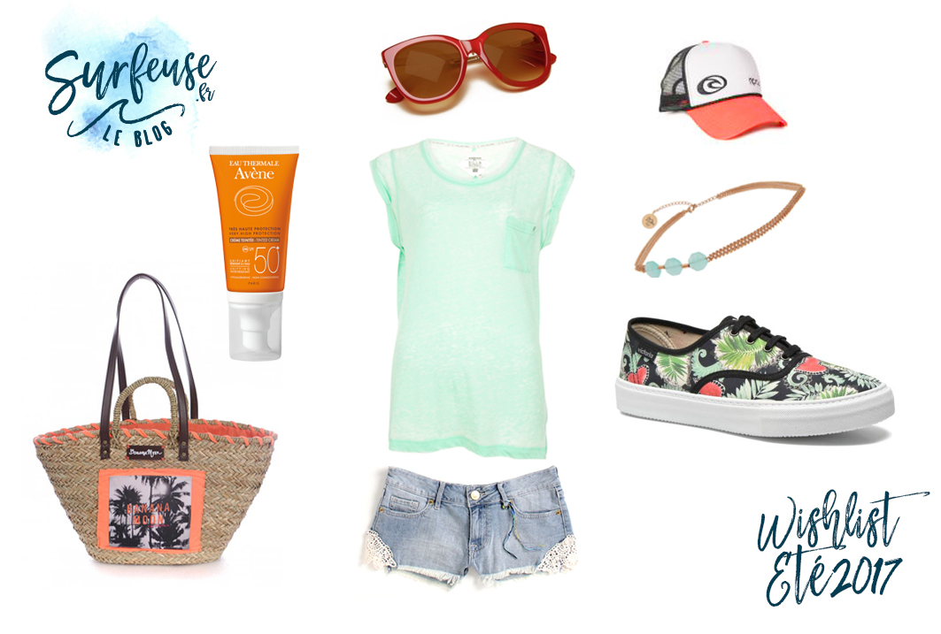 look plage surfeuse billabong bananamoon rip curl