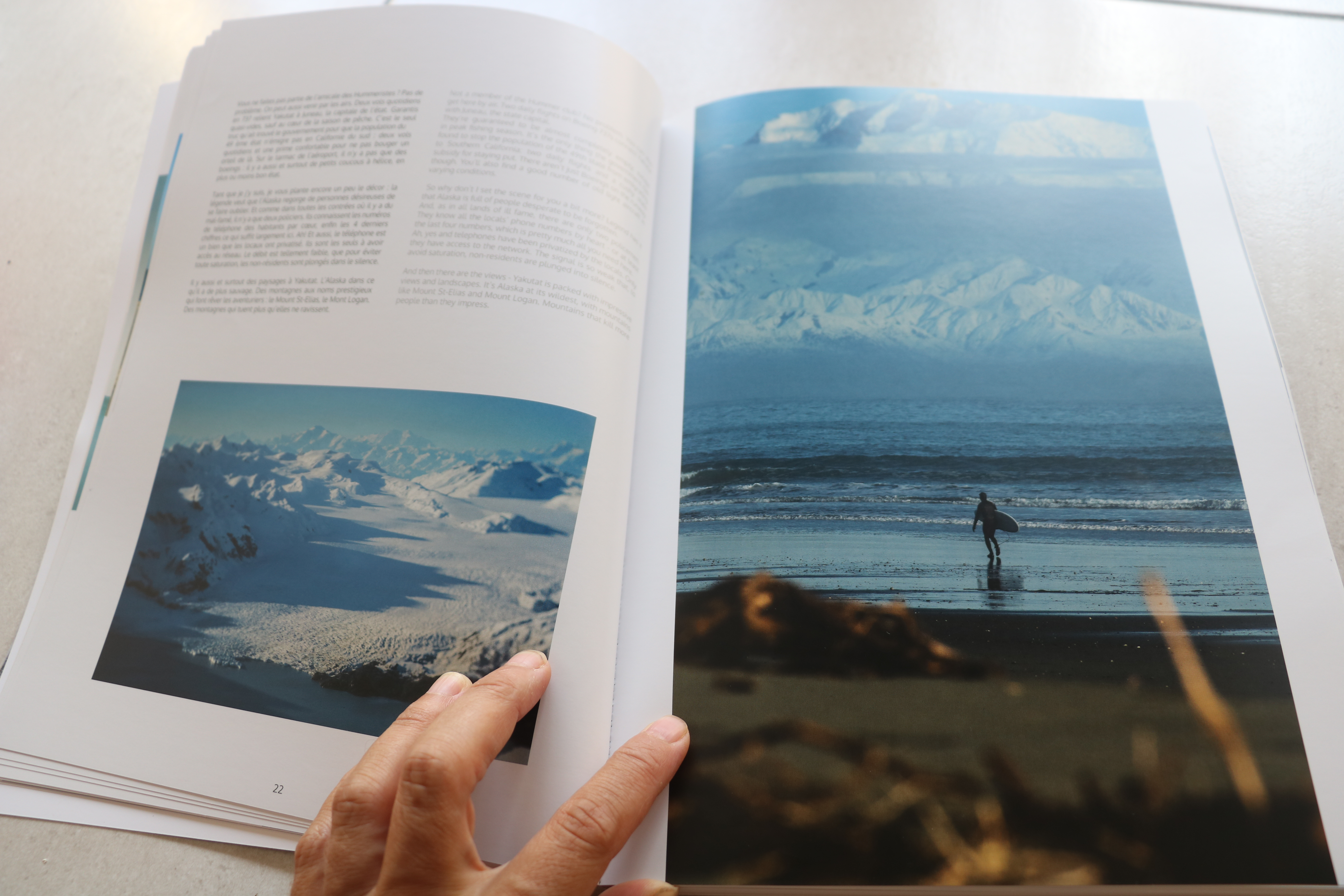 immersion surf magazine article alaska