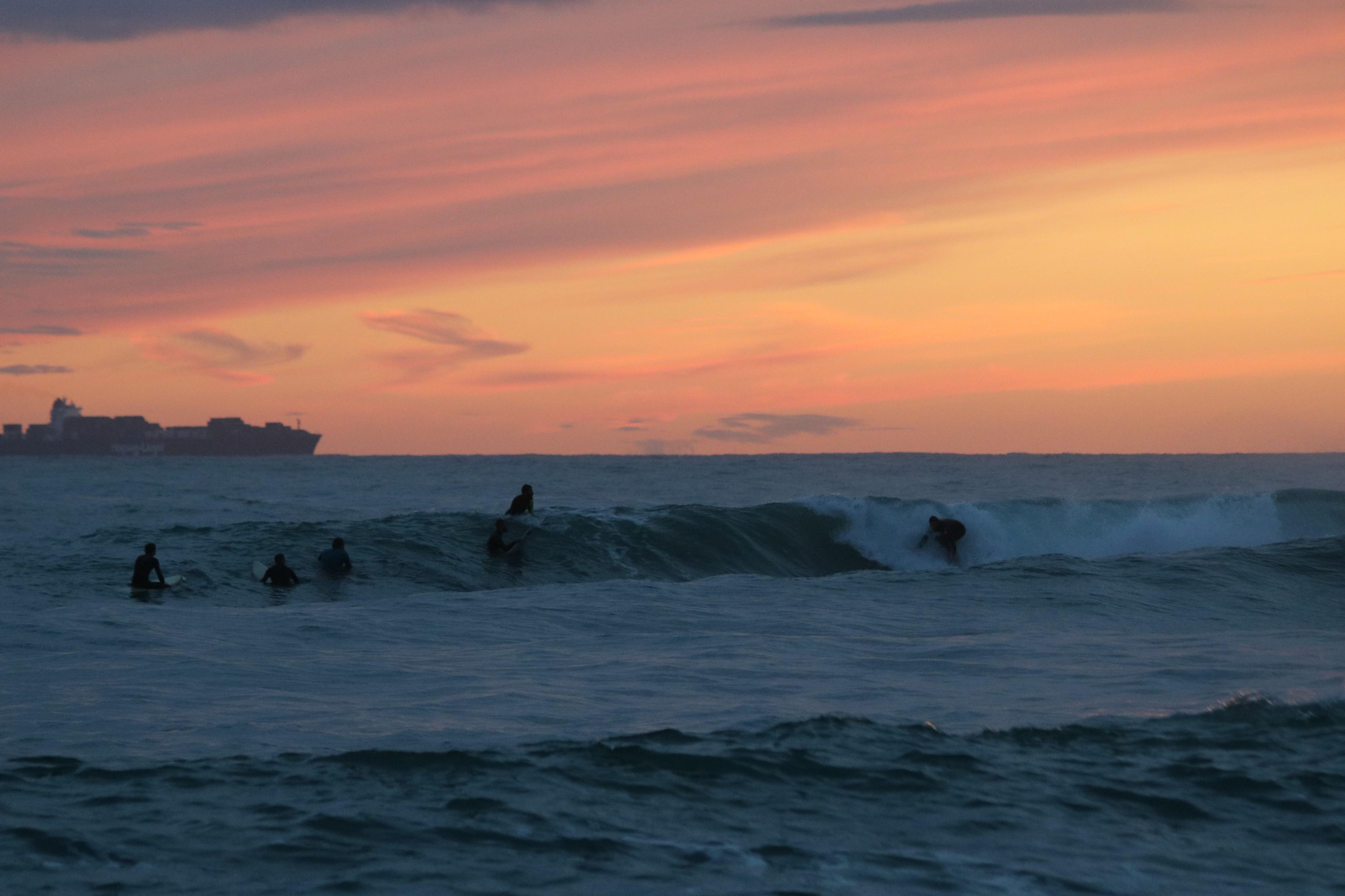 coucher de soleil méditerranée côte bleue sessions magiques