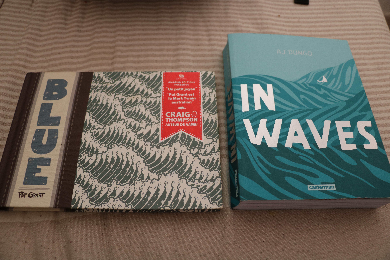 pépites culture surf livre BD