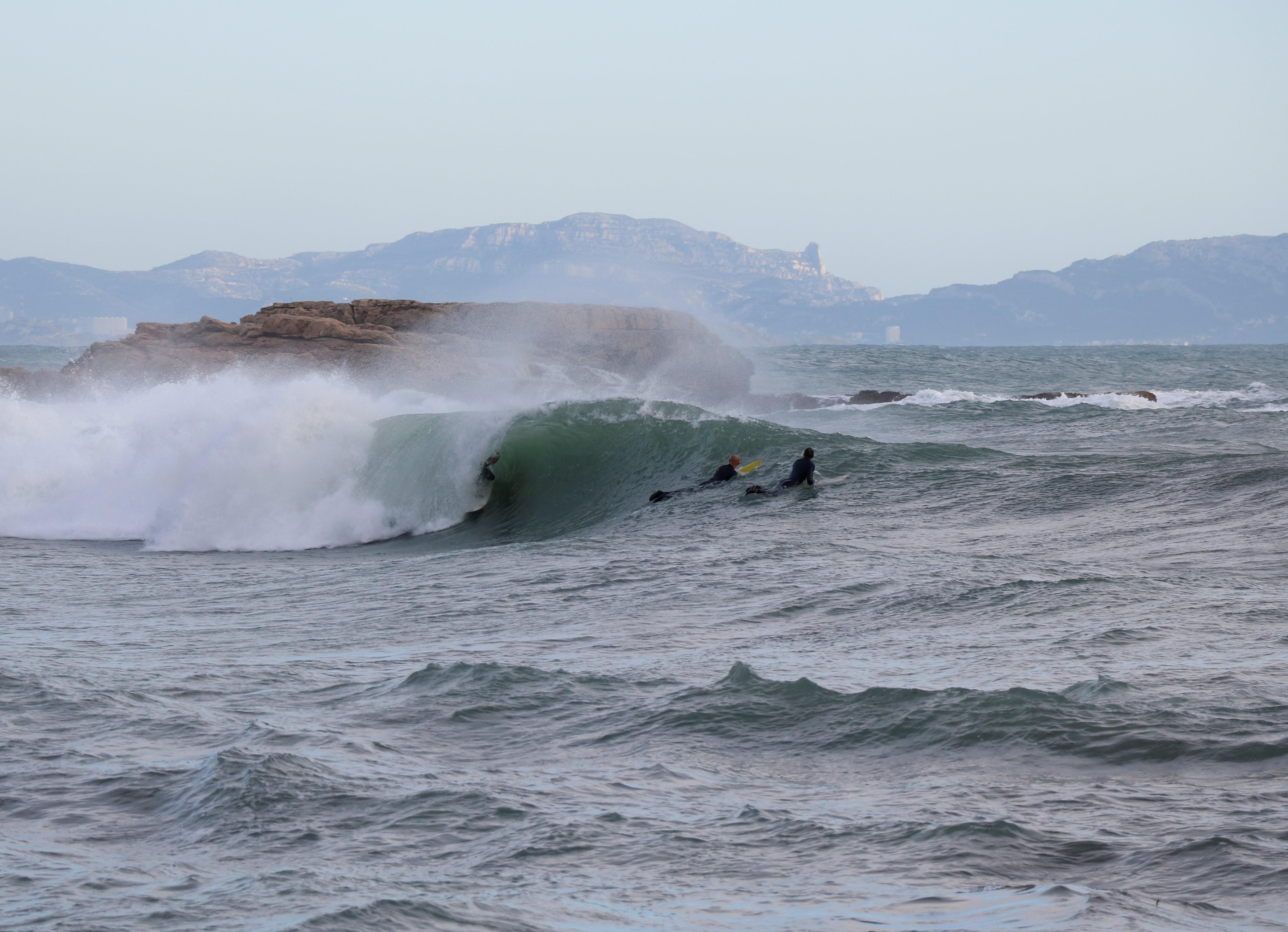 deep barrel pour noël en méditerranée